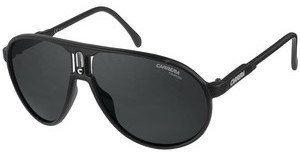 Carrera CHAMPION DL5/3H GREY PZMTT BLACK