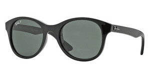 Ray-Ban RB4203 601/58 CRYSTAL GREEN POLARIZEDBLACK