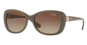 Vogue VO2943SB 259613 BROWN GRADIENTOPAL MUD