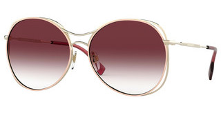 Burberry BE3105 11098H VIOLET GRADIENTLIGHT GOLD/PINK
