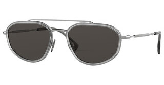 Burberry BE3106 100387 GREYGUNMETAL/TRANSPARENT