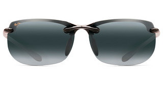 Maui Jim Banyans 412-02 Neutral GreyGloss Black