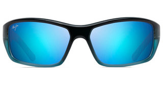 Maui Jim Barrier Reef B792-06C Blue HawaiiBlue with Turquoise