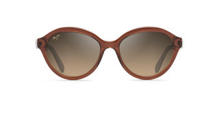 Maui Jim Mariana HS828-25E HCL BronzeBrown with Crystal Interior
