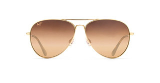 Maui Jim Mavericks Readers H264-1625 HCL Bronze Sphere 2.5Gold