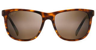 Maui Jim Tail Slide H740-10CM HCL BronzeMatte Tortoise with Black Temples