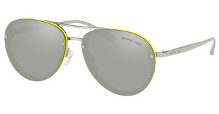 Michael Kors MK2101 39996G SILVER MIRRORNEON YELLOW