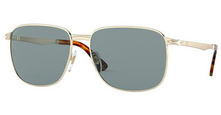Persol PO2463S 10763R BLUE POLARGOLD