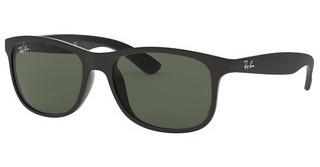 Ray-Ban RB4202 606971 DARK GREENMATTE BLACK