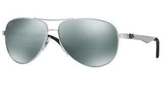 Ray-Ban RB8313 003/40 GREY MIRRORSILVER
