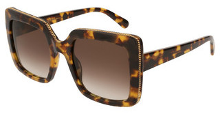 Stella McCartney SC0093S 003 BROWNHAVANA