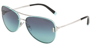 Tiffany TF3066 60019S AZURE GRADIENT BLUESILVER