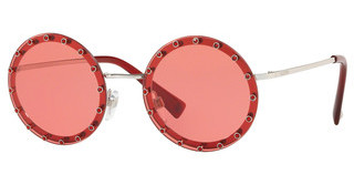Valentino VA2010B 300684 LIGHT REDSILVER
