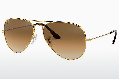 Ophthalmic Glasses Ray-Ban AVIATOR LARGE METAL (RB3025 001/51)