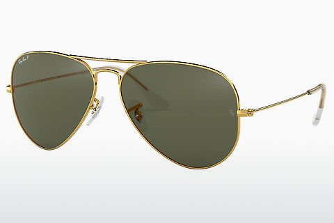 Ophthalmic Glasses Ray-Ban AVIATOR LARGE METAL (RB3025 001/58)