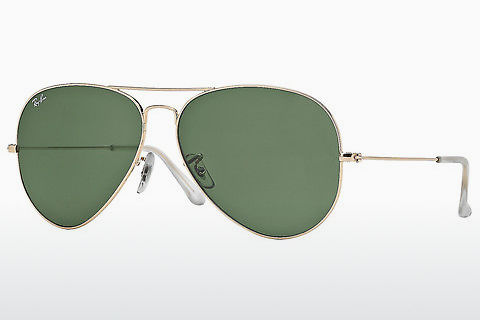 Ophthalmic Glasses Ray-Ban AVIATOR LARGE METAL (RB3025 001)