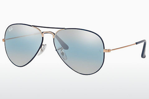 Ophthalmic Glasses Ray-Ban AVIATOR LARGE METAL (RB3025 9156AJ)