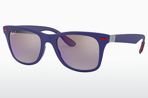 Ophthalmic Glasses Ray-Ban Ferrari (RB4195M F604H0)