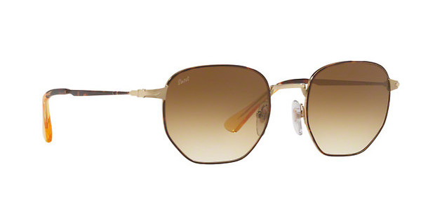 PERSOL Persol Herren Sonnenbrille » PO2445S«, goldfarben, 107551