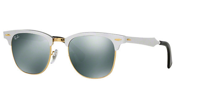 0725c985e Ray-Ban CLUBMASTER ALUMINUM RB 3507 137/40