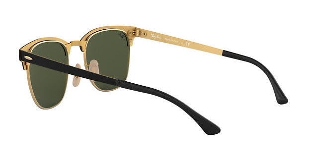1ab02a71ce9 Ray-Ban Clubmaster Metal RB 3716 187