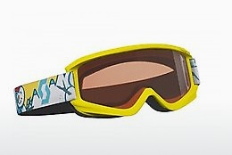 Sports Glasses Scott Jr Scott Agent std sgl (220441 0005004) - Yellow
