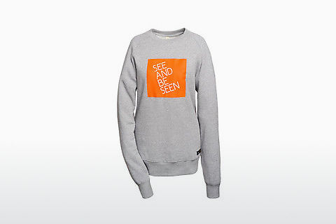 Edel-Optics Sweatshirt Sabs Unisex grau